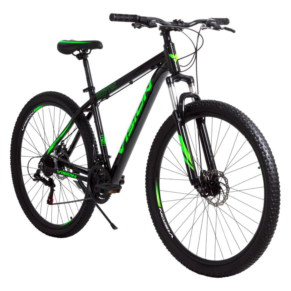 Bicicleta Mountain Bike Vision Krypton 29 / Aro 29 image number 1.0
