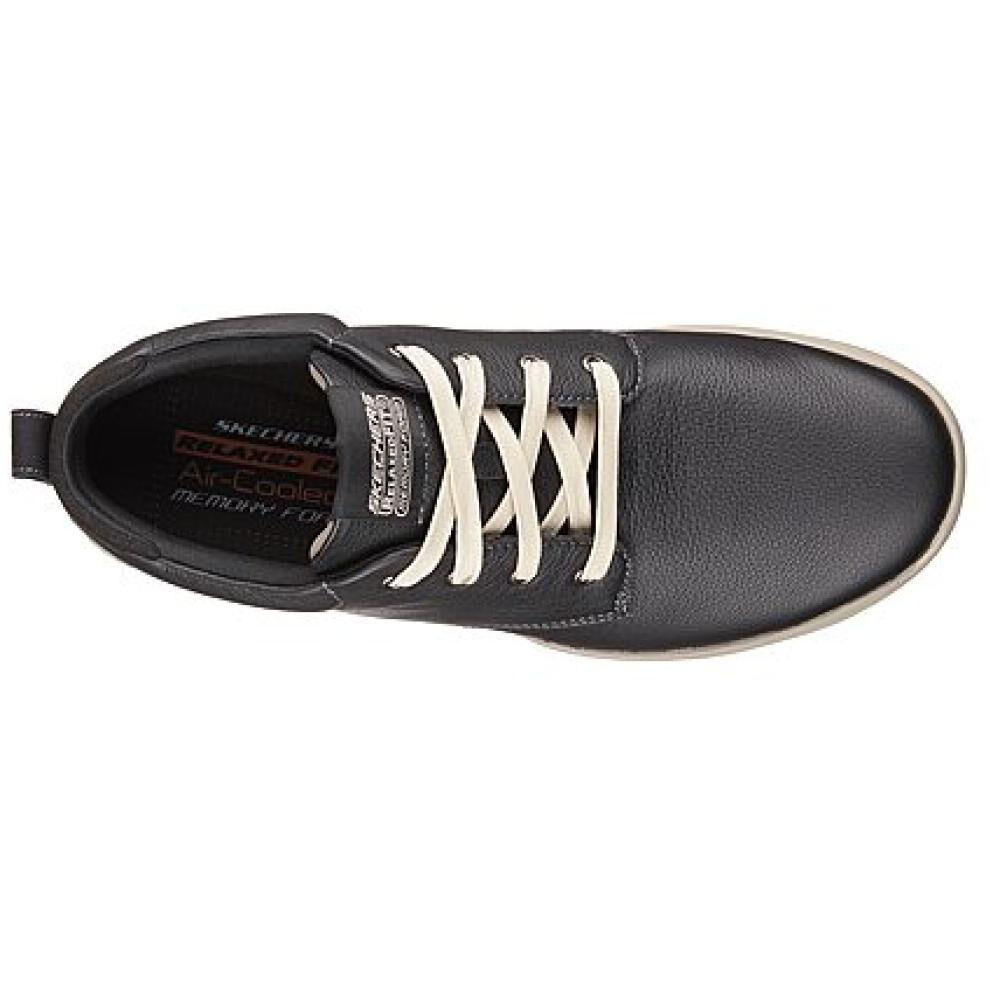Zapato Casual Hombre Skechers Harper- Melden image number 4.0