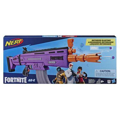 Lanzardor De Dardos Hasbro Nerf Fortnite Ar-E