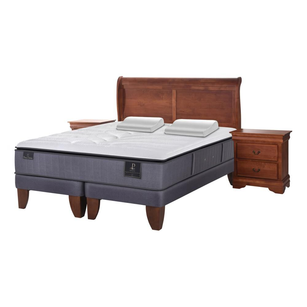 Cama Europea Cic Premium King image number 1.0