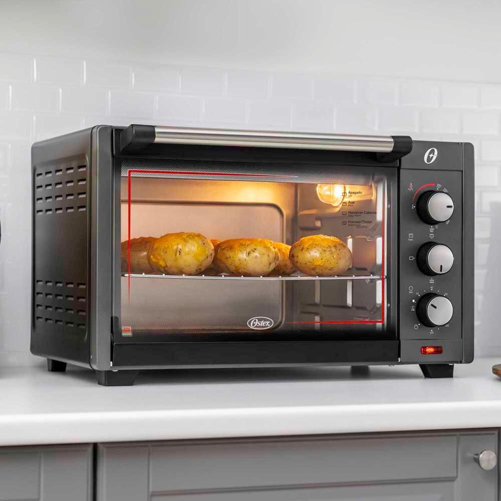 Horno Electrico Oster Tssttv7030-052 30 Litros image number 3.0
