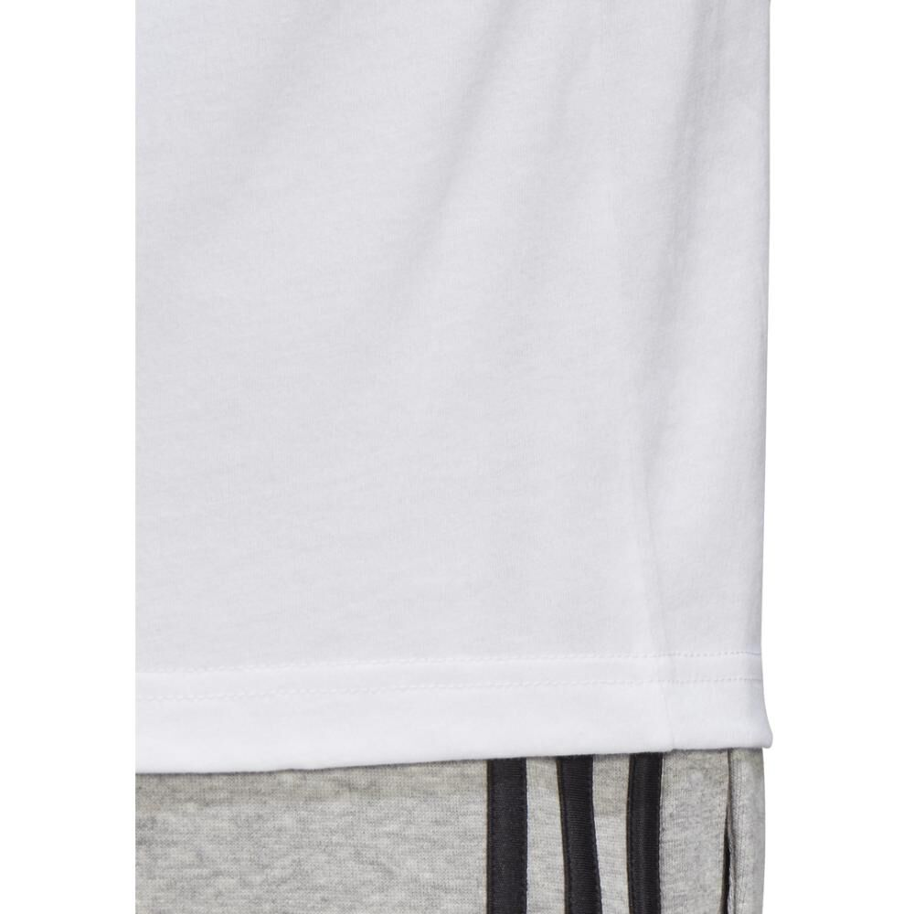Polera Hombre Adidas M Hyperreal Dimension Tee image number 8.0