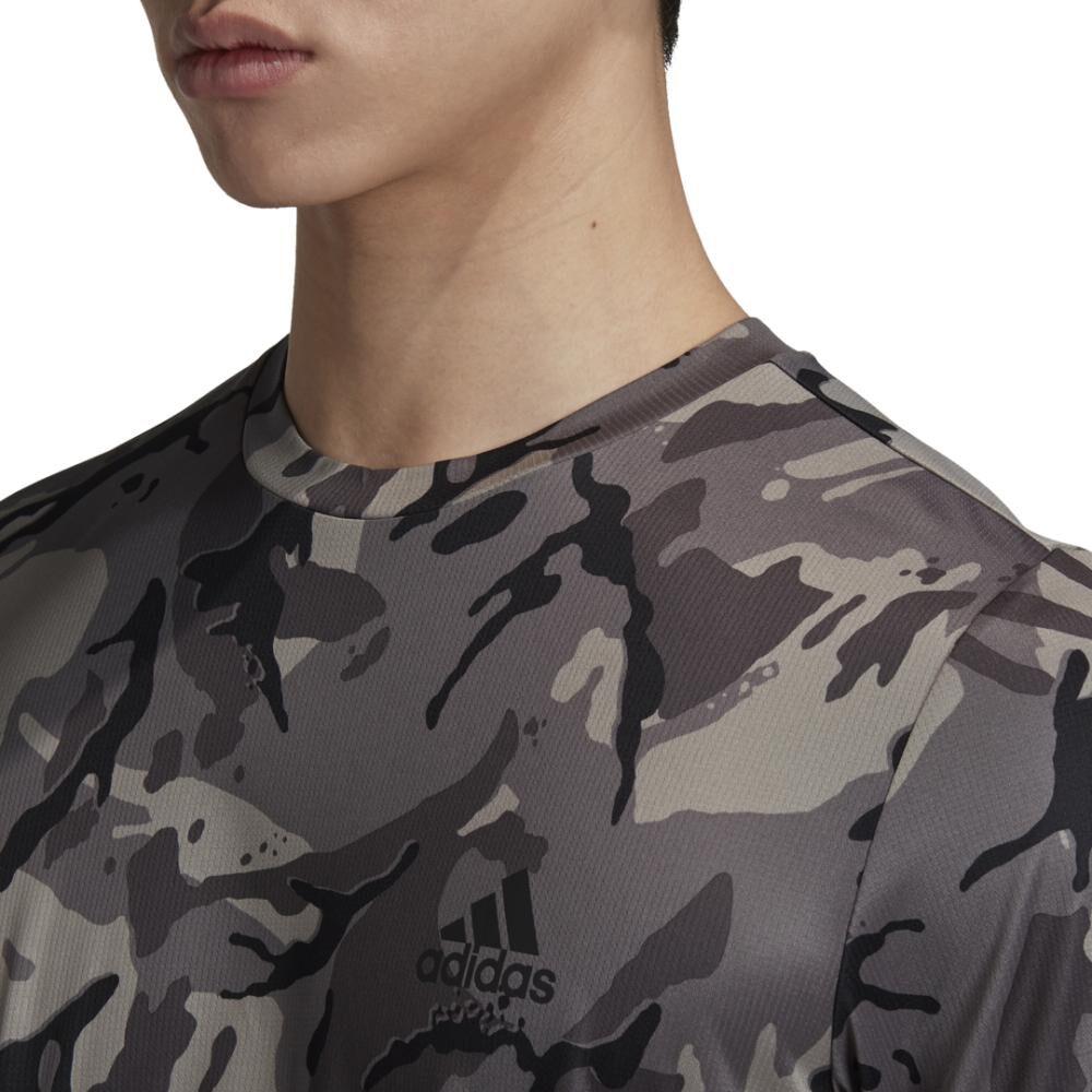 Polera Hombre Adidas image number 8.0