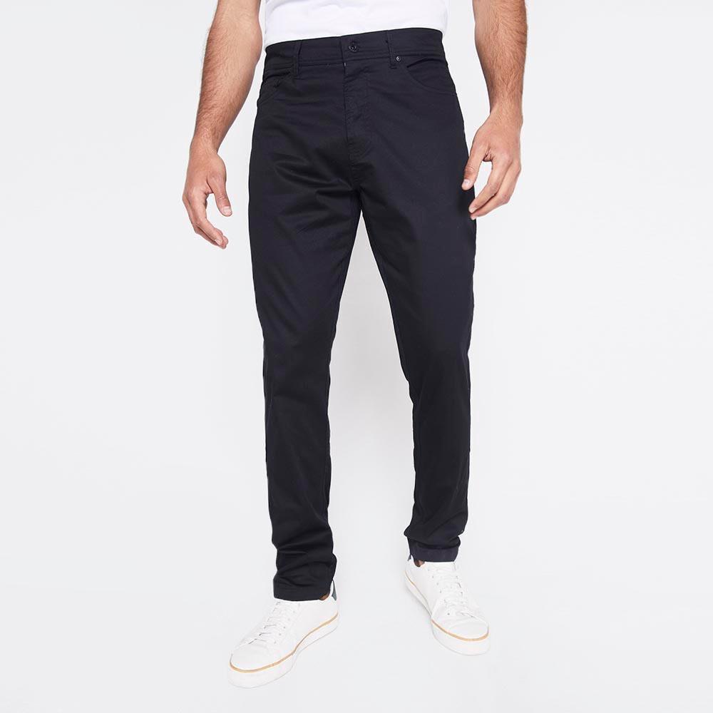 Pantalon   Hombre Az Black image number 0.0