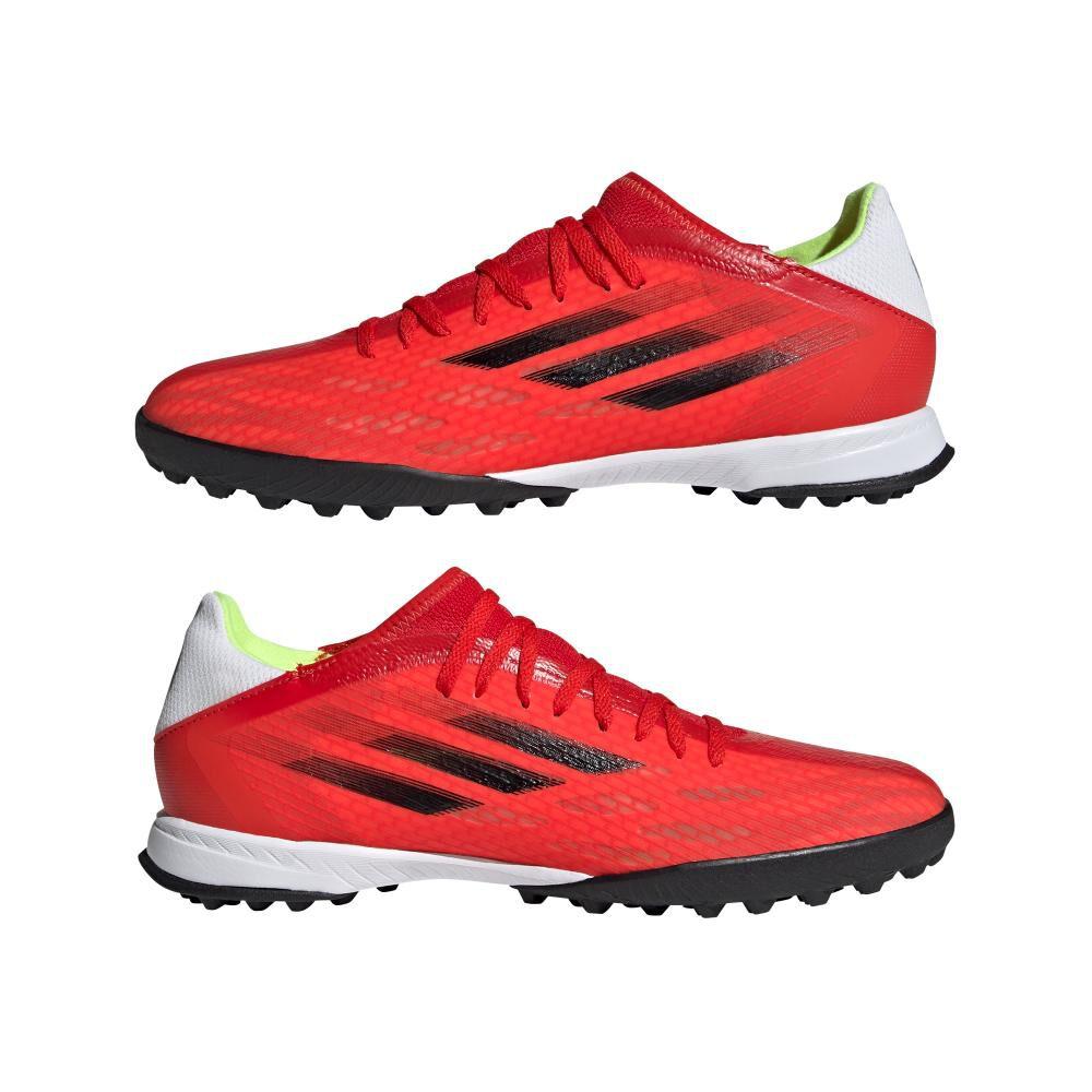 Zapatilla Fútbol Hombre Adidas X Speedflow.3 Tf image number 4.0