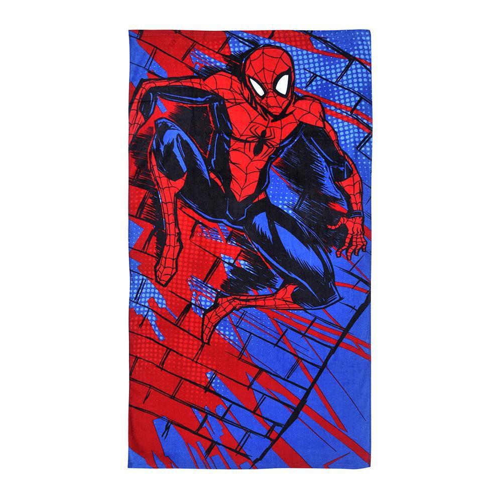 Toalla Playa Disney Spiderman Wall image number 0.0