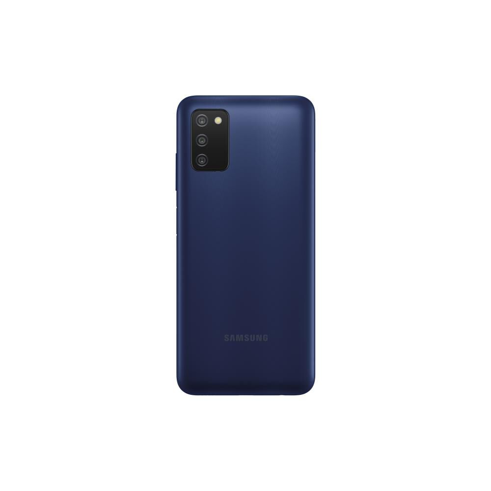 Smartphone Samsung Galaxy A03s Azul / 32 Gb / Liberado image number 1.0