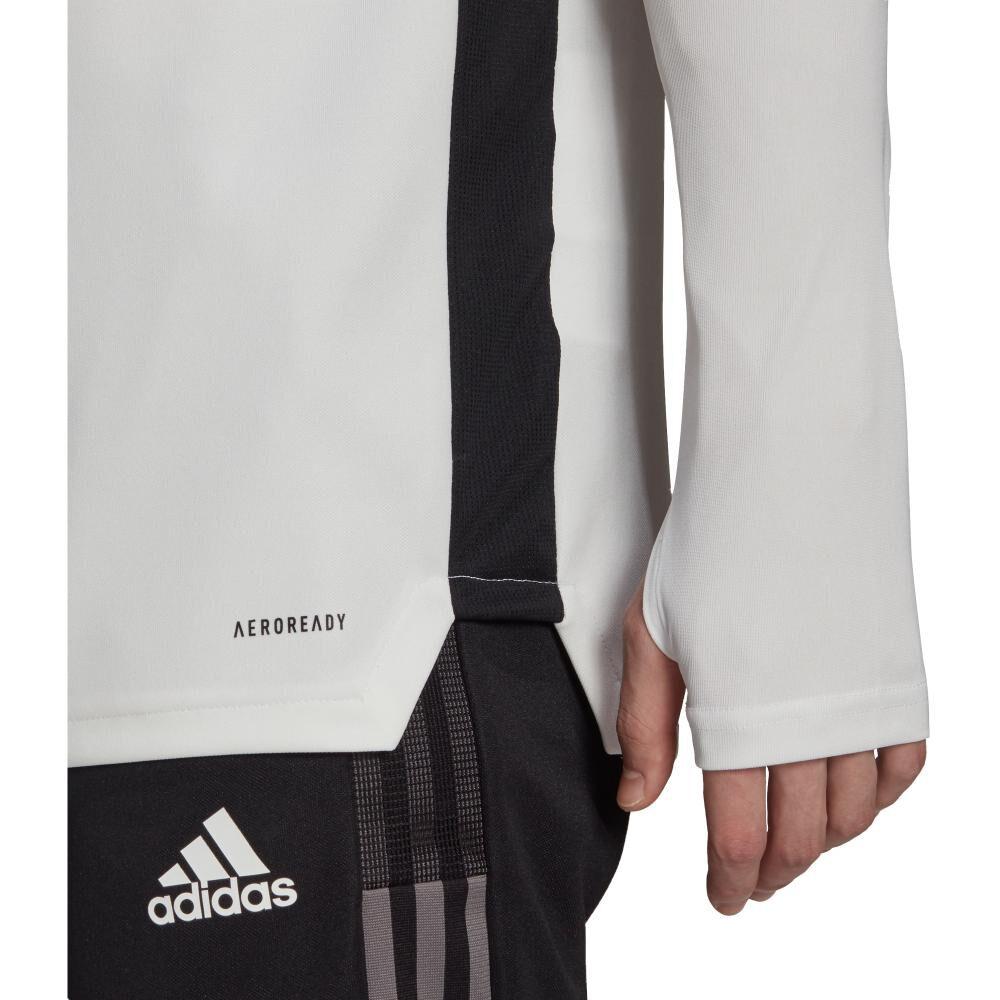 Polera Hombre Adidas Juventus Tiro image number 5.0