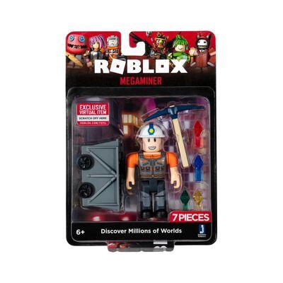 Figura De Acción Roblox Figura Megaminer