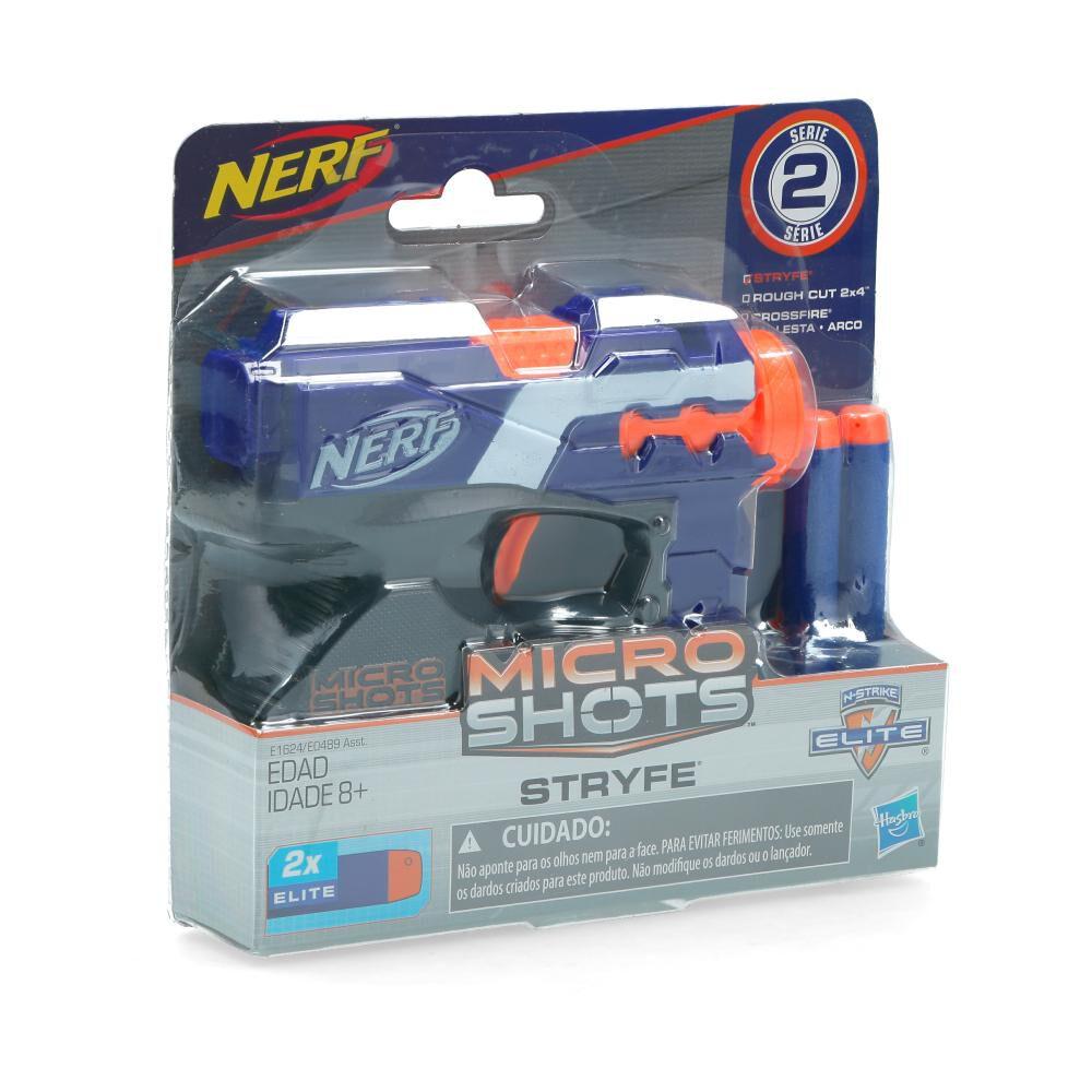 Lanzador De Dardos Nerf Microshots image number 1.0
