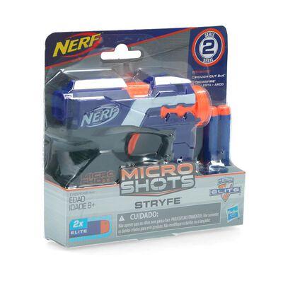 Lanzador De Dardos Nerf Microshots