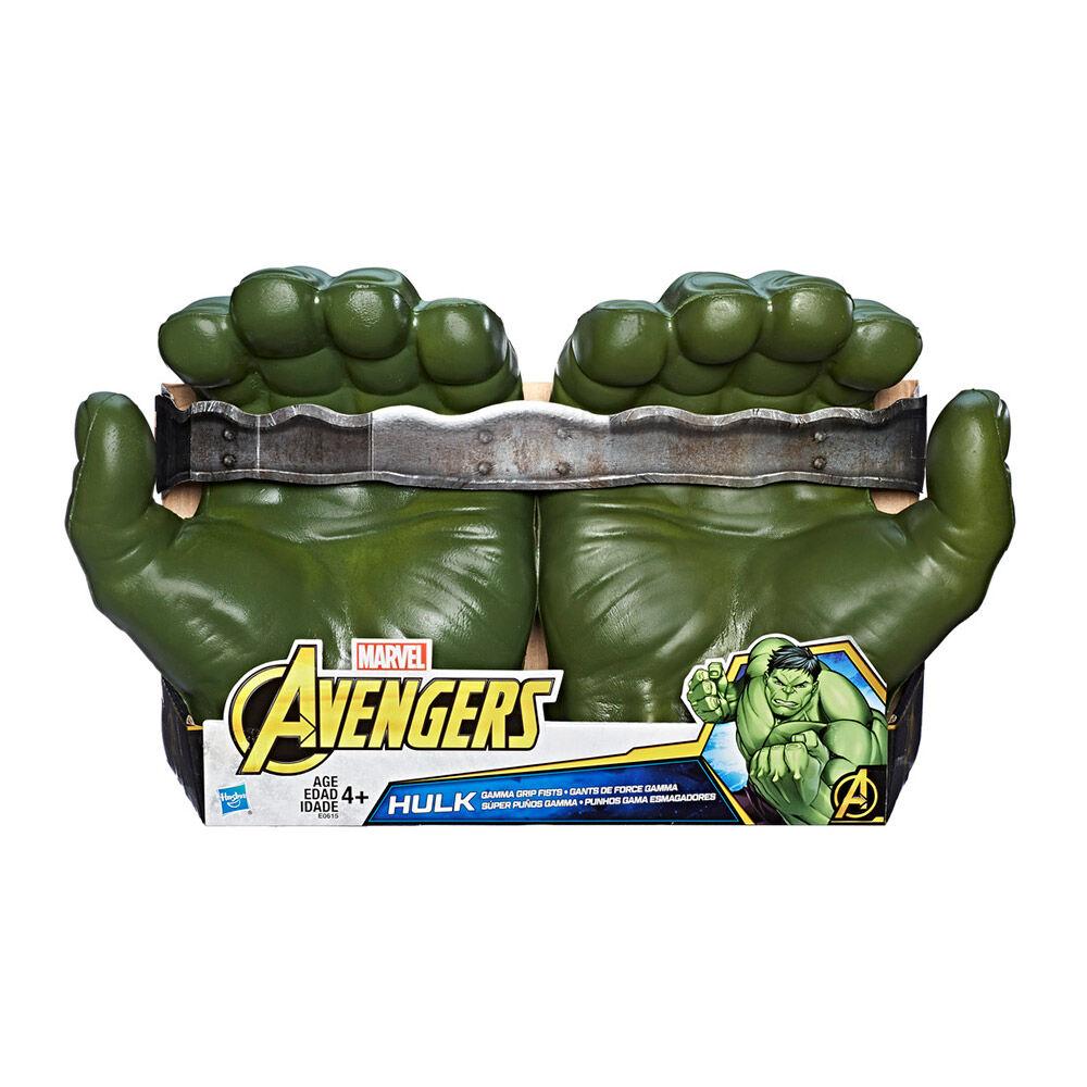 Juego De Acción Hasbro Avengers Súper Puños Gamma image number 0.0