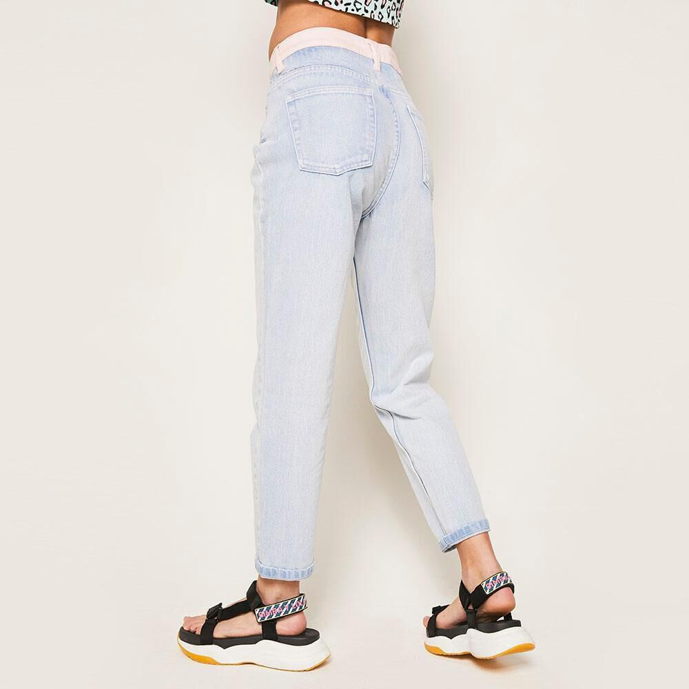 Jeans Mujer Boyfriend Freedom image number 2.0
