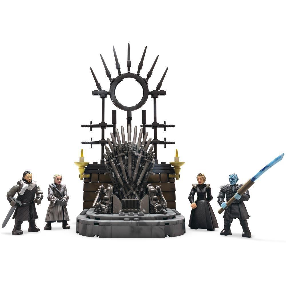Juguete Interactivo Game Of Thrones Trono De Hierro, 260 Bloques image number 0.0