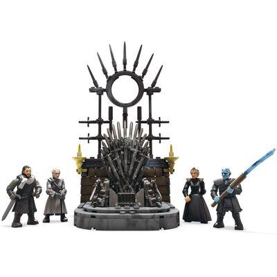 Juguete Interactivo Game Of Thrones Trono De Hierro, 260 Bloques