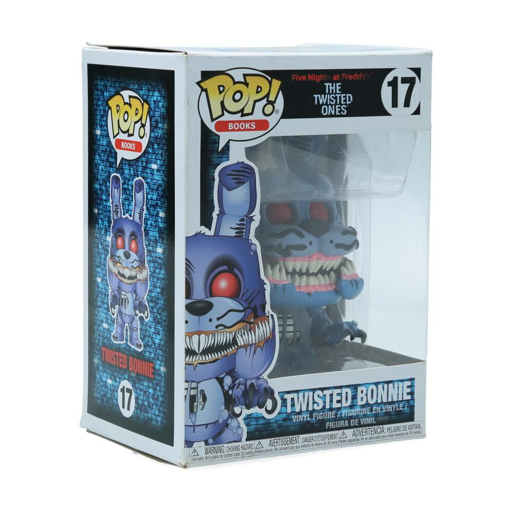 Figuras Coleccionables Funko Twisted Bonnie image number 0.0