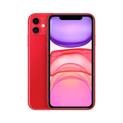 Smartphone Apple Iphone 11 Reacondicionado Rojo / 64 Gb / Liberado