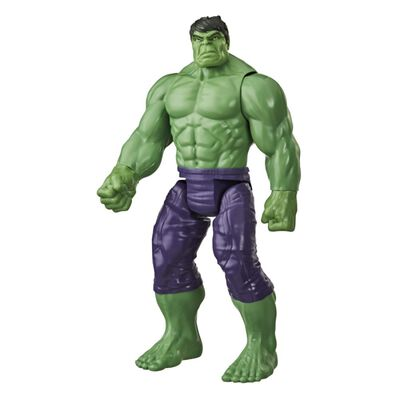 Figura De Accion Avenger Titan Hero Movie Hulk