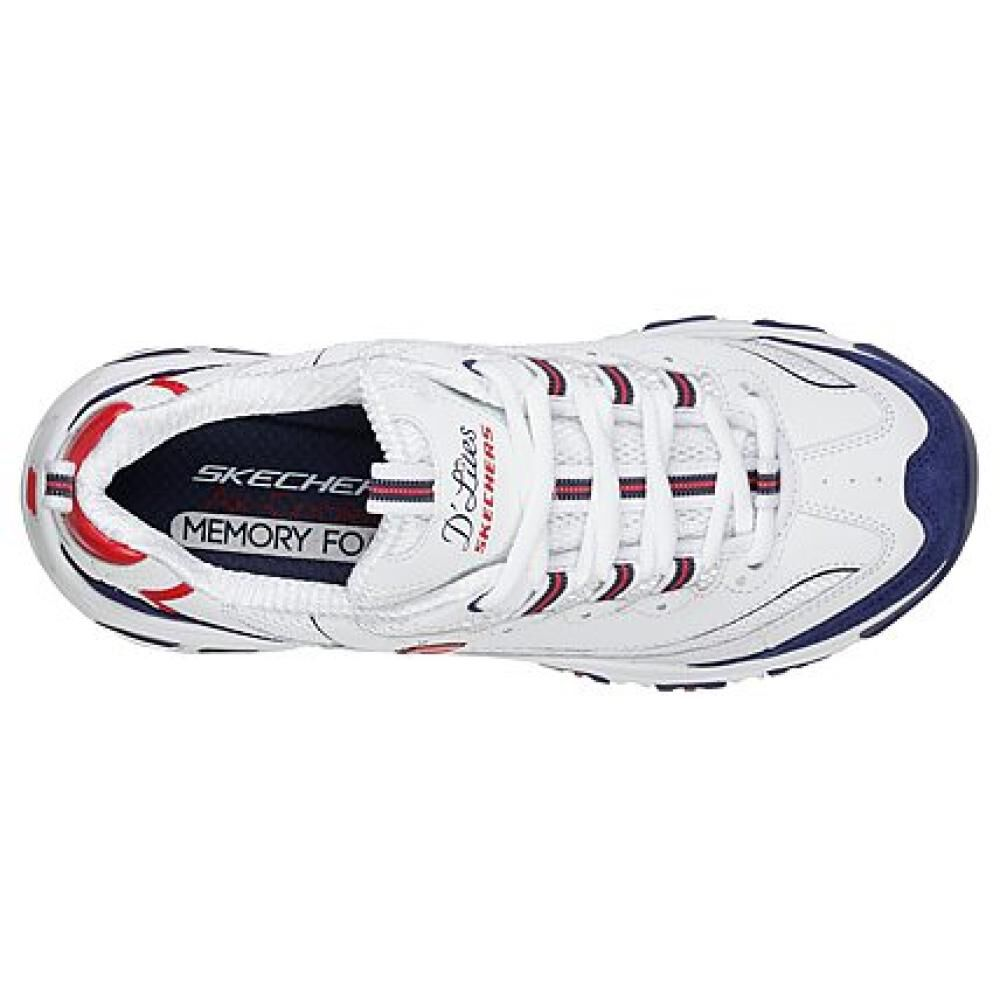 Zapatilla Urbana Mujer Skechers D'lites-march Forward image number 4.0
