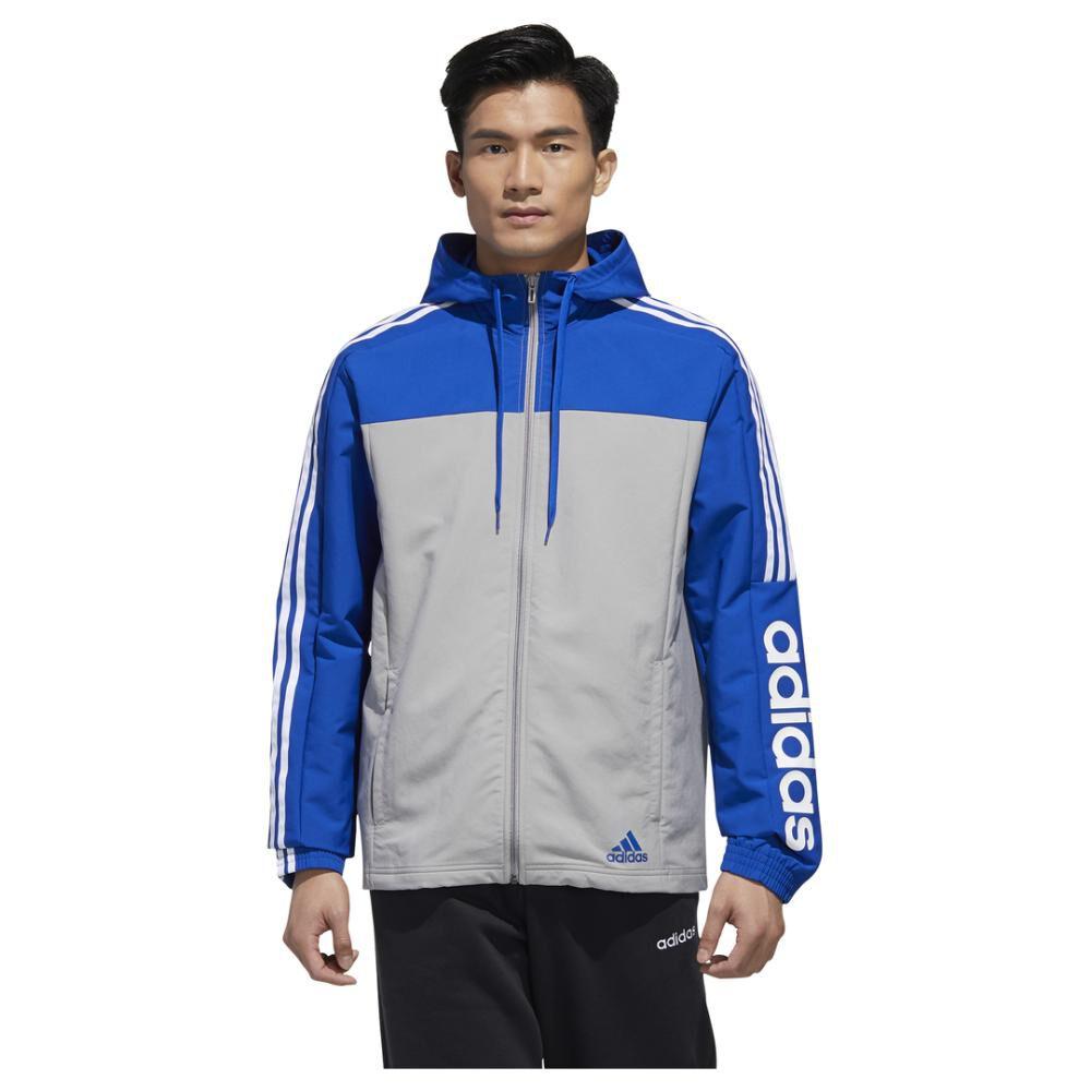Polerón Deportivo Hombre Adidas Essentials Windbreaker image number 0.0