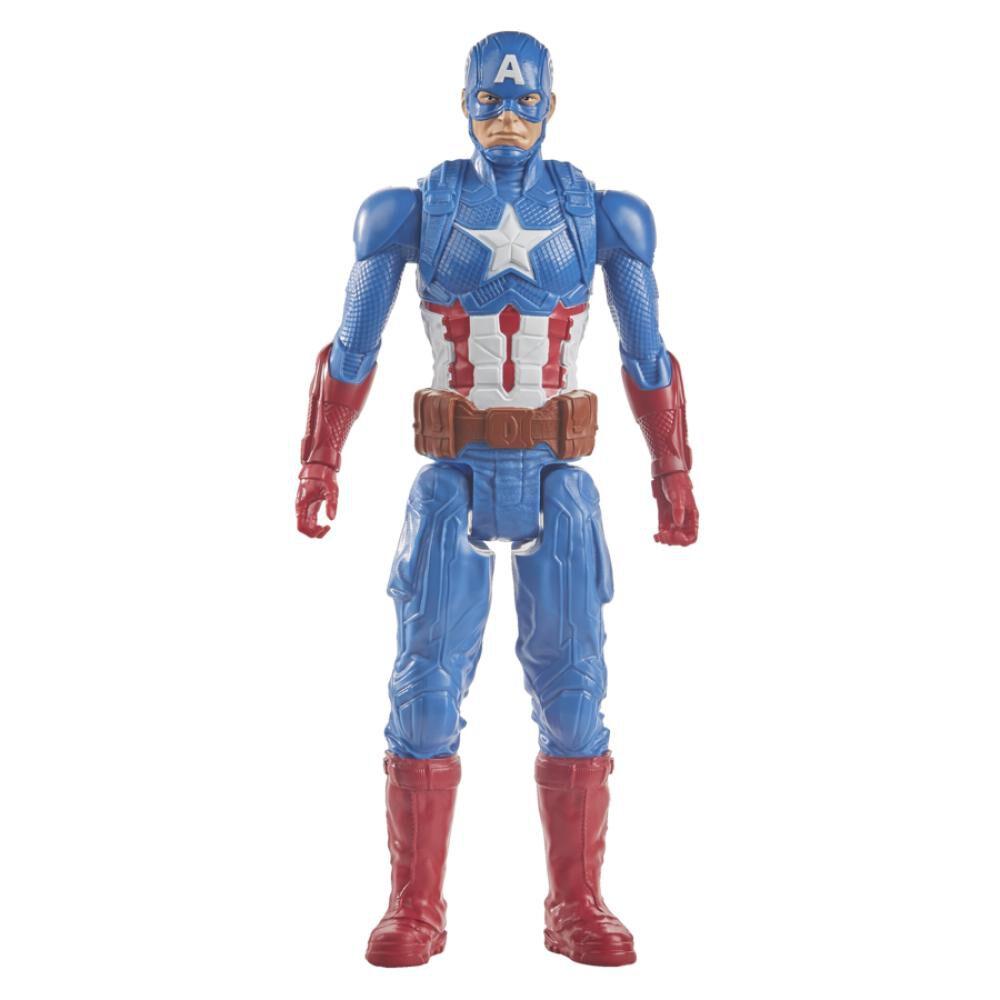 Figura De Accion Avenger Titan Hero Movie Cap image number 5.0
