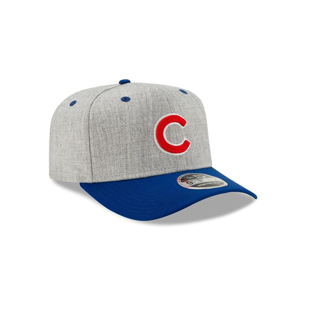 Jockey New Era 950 Stretch Snap Chicago Cubs image number 1.0