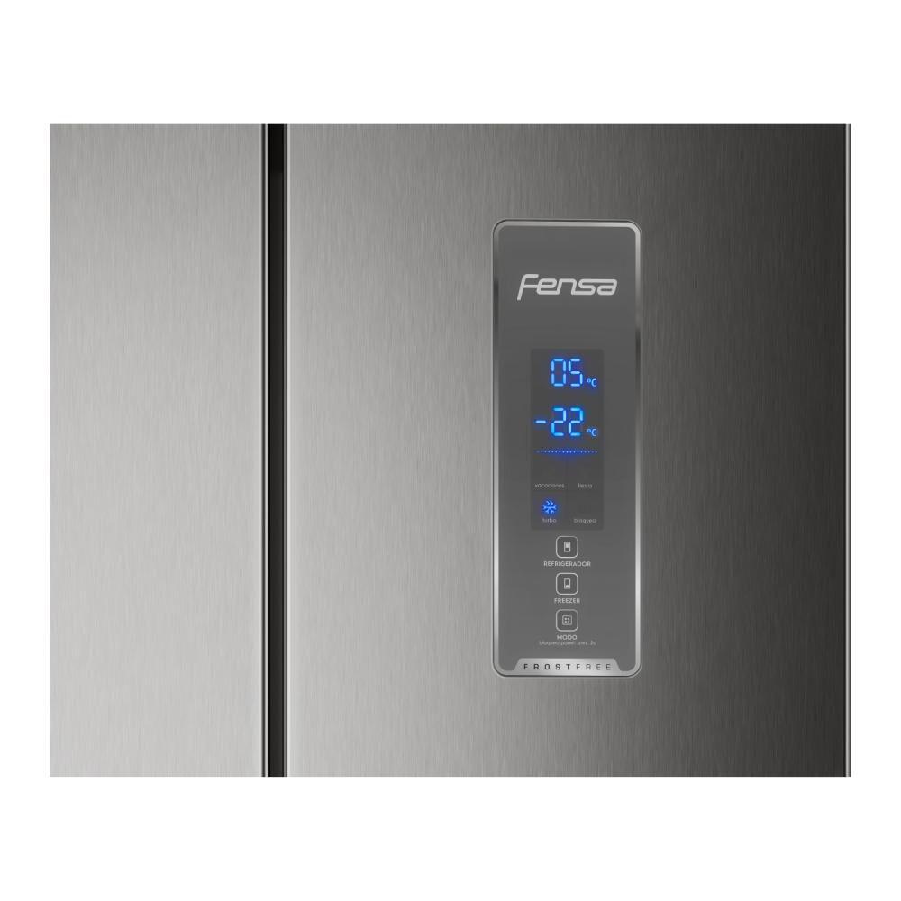 Refrigerador Refrigerador Side by Side Fensa DM64S / No Frost / 298 Litros image number 6.0