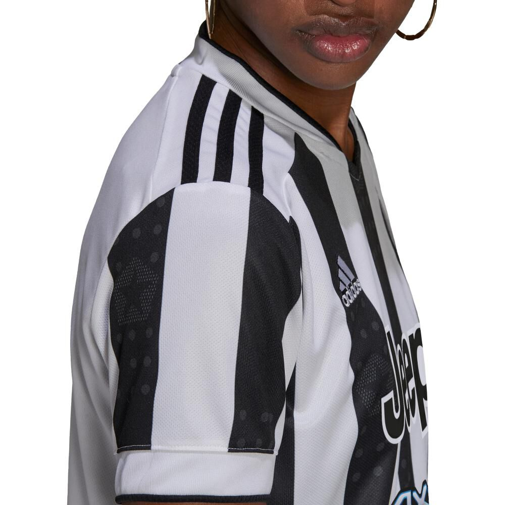 Camiseta De Fútbol Mujer Adidas Juventus 21/22 image number 4.0