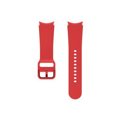 Smartband Samsung Galaxy Watch4 Classic Rojo