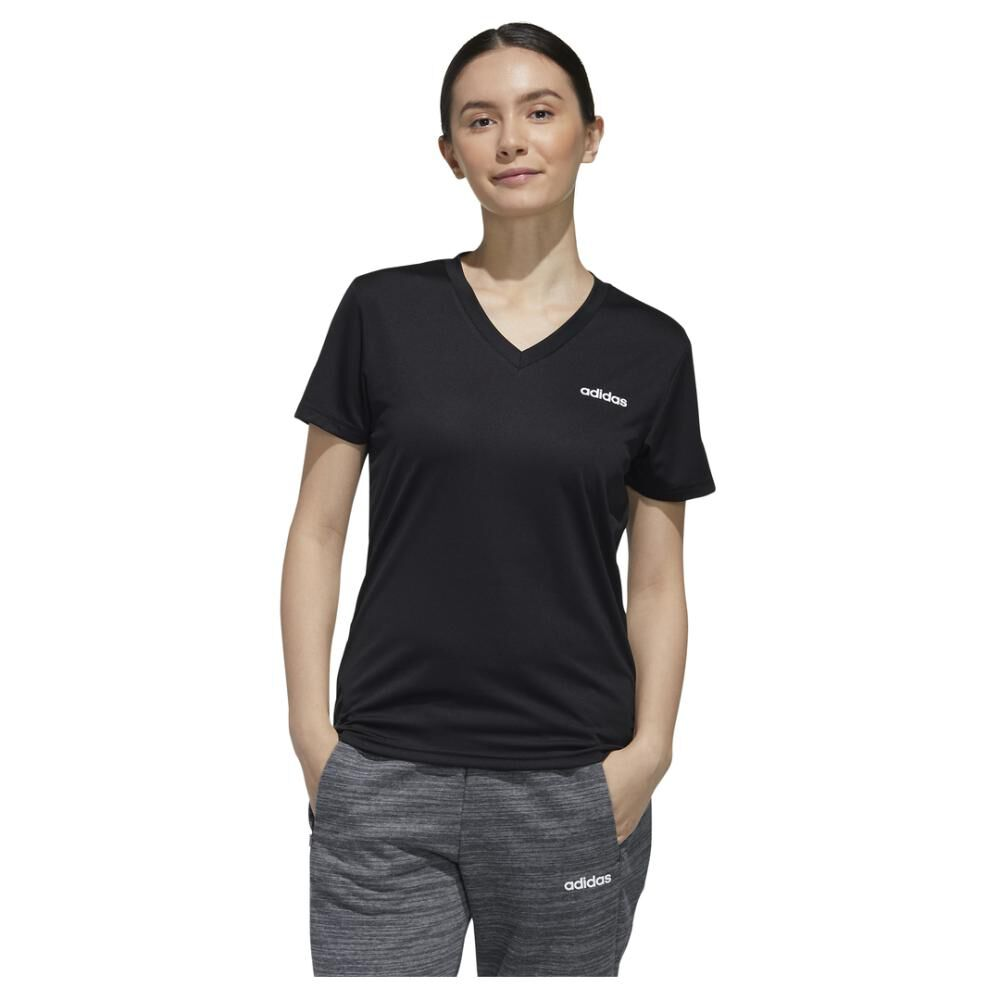 Polera Mujer Adidas Designed To Move image number 0.0