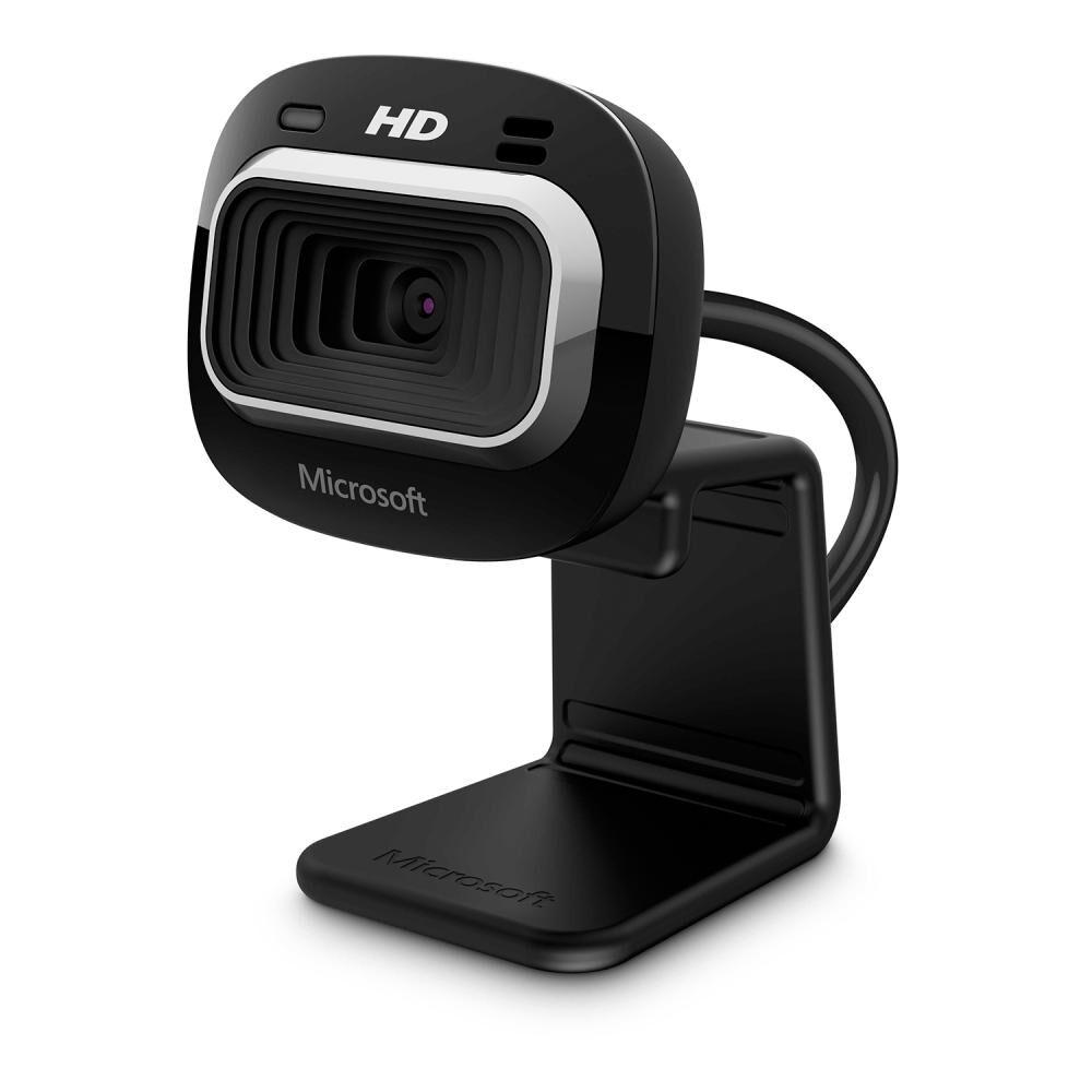 Cámara Web Microsoft Lifecam Hd-3000 / Video 720p (1280x720) / Definición Foto 4 Mpx image number 0.0