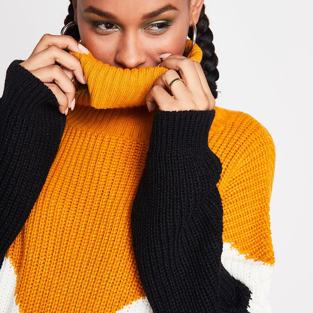 Sweater  Mujer Rolly Go image number 3.0