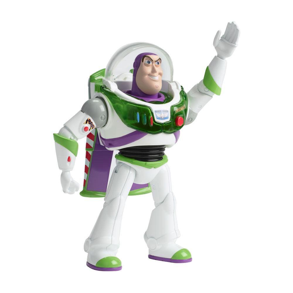Figura De Accion Toy Story Ggh38 Buzz Vuelo Espacial image number 0.0