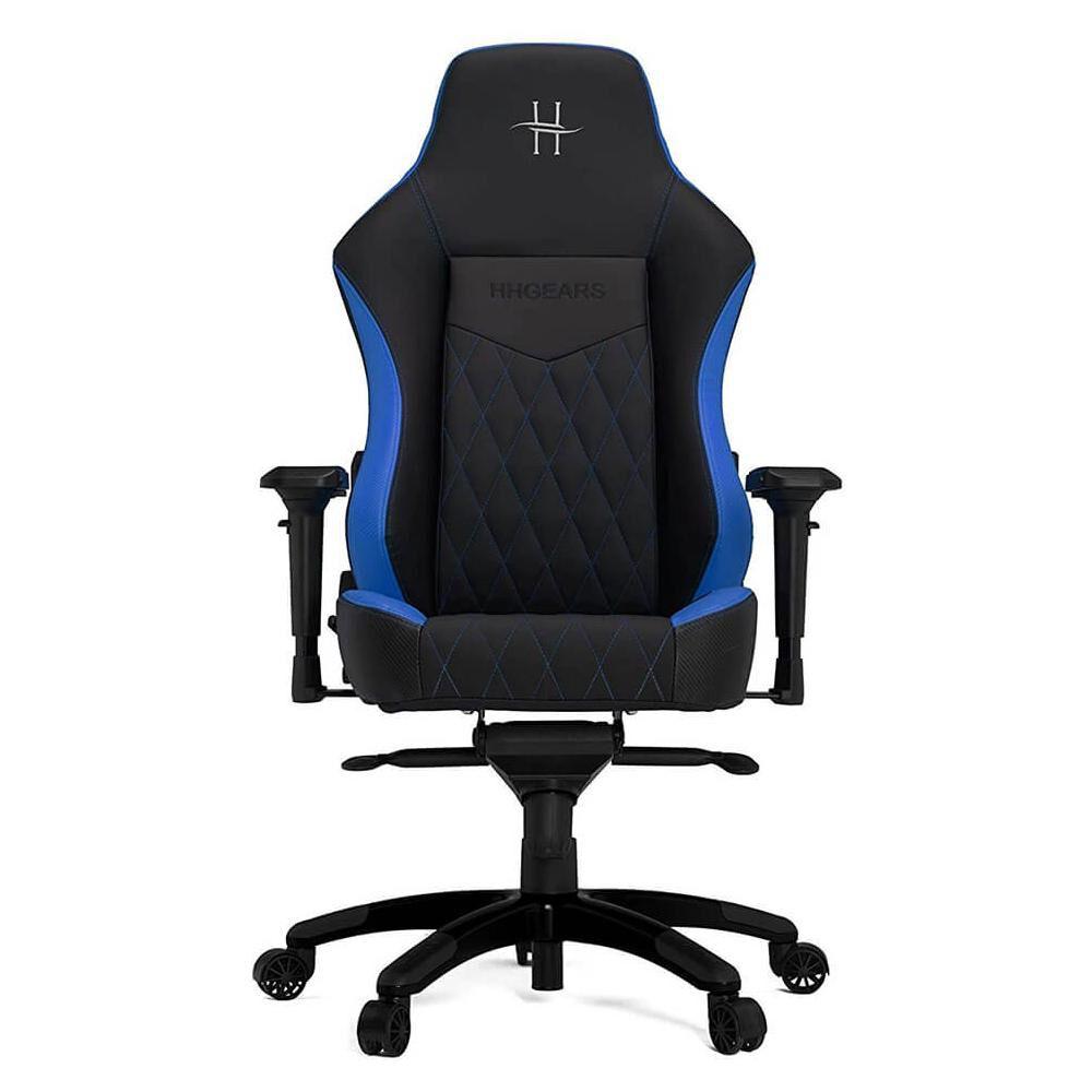 Silla Gamer Hhgear Xl800_bbl Black/blue Soporta Hasta 158 Kg image number 0.0