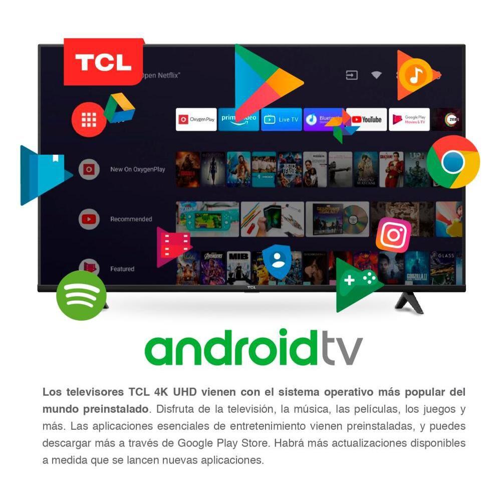 "Led TCL 43P615 / 43 "" / Ultra Hd / 4k / Smart Tv image number 4.0"