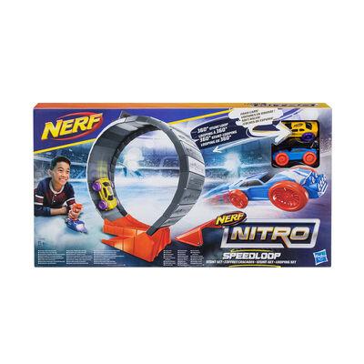 Juguete Hasbro Nerf Nitro Speedloop