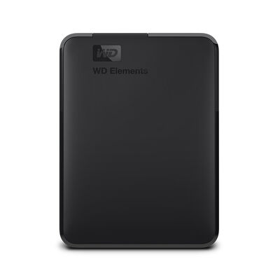 Disco Duro Externo Wd Elements / 2 TB
