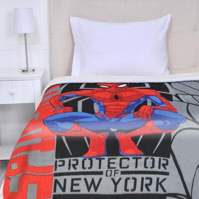 Manta Sherpa Disney Spiderman