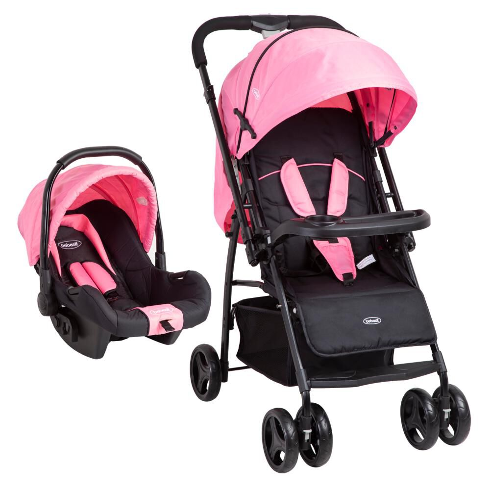 Coche Travel System Bebesit 5232ro image number 0.0