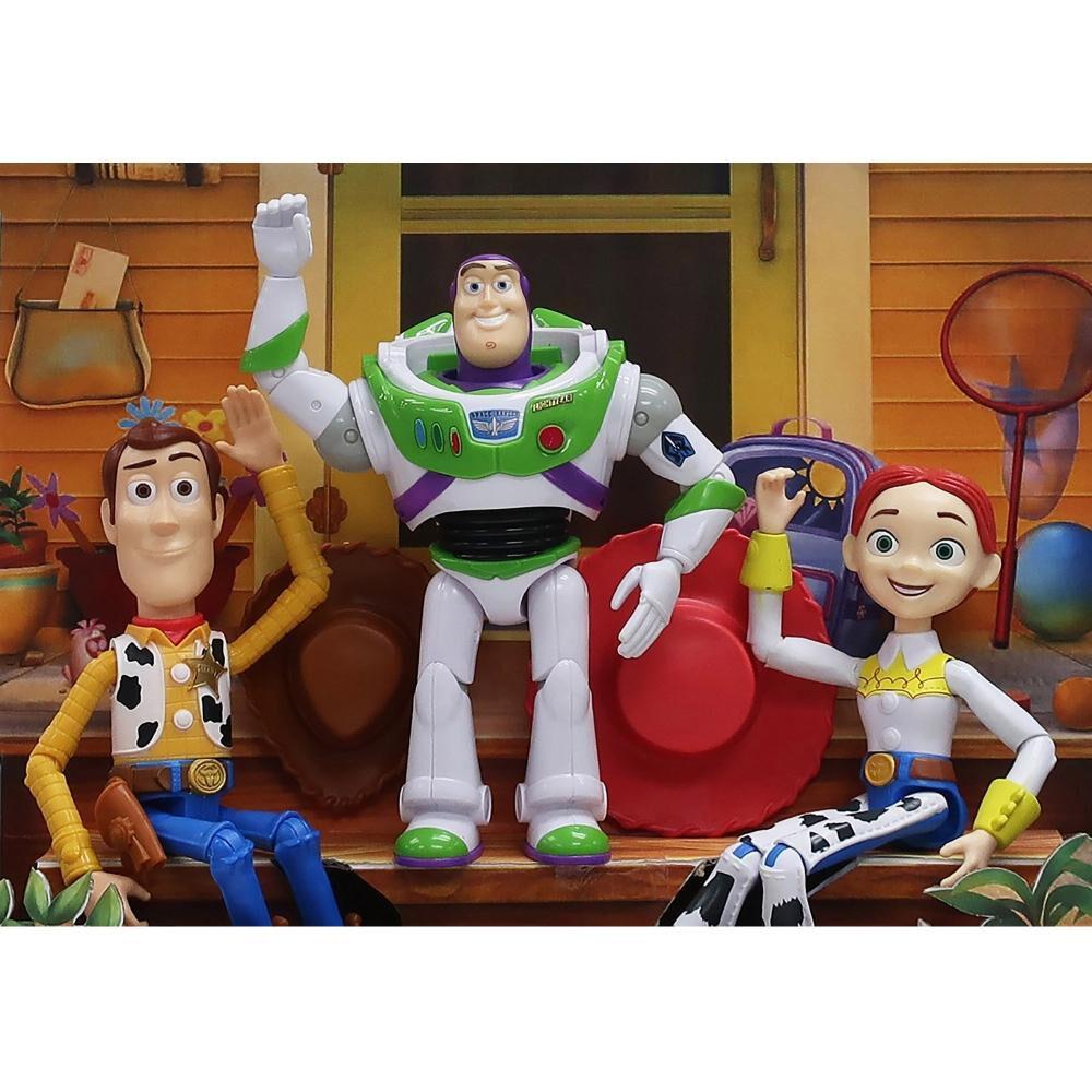 Set De Figuras Toy Story Buzz Lightyear, Woody Y Jessie Llegada Con Bonnie image number 2.0