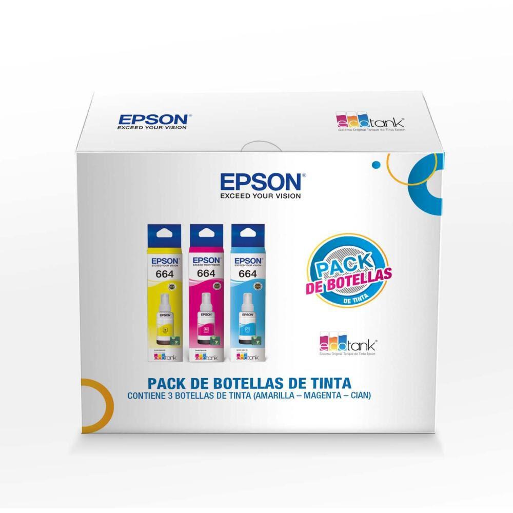 Tinta Epson T664 image number 0.0
