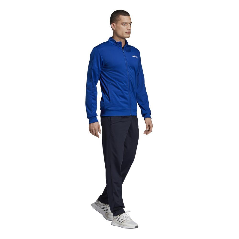 Buzo Hombre Adidas Essentials Basics image number 5.0