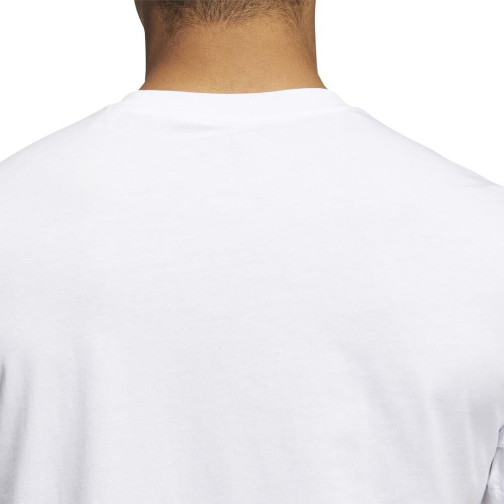 Polera Hombre Adidas Future Hoops Graphic image number 5.0