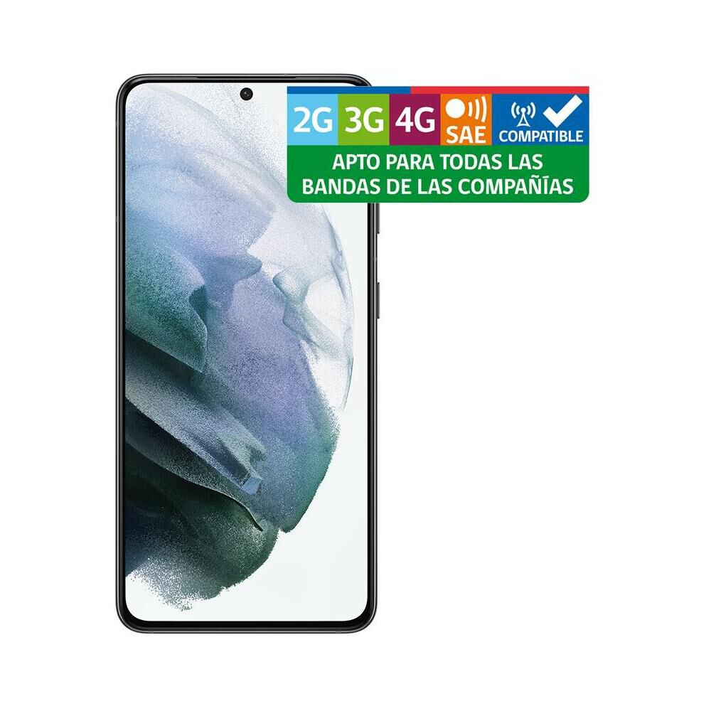 Smartphone Samsung S21 Phantom Gray / 128 Gb / Liberado image number 8.0