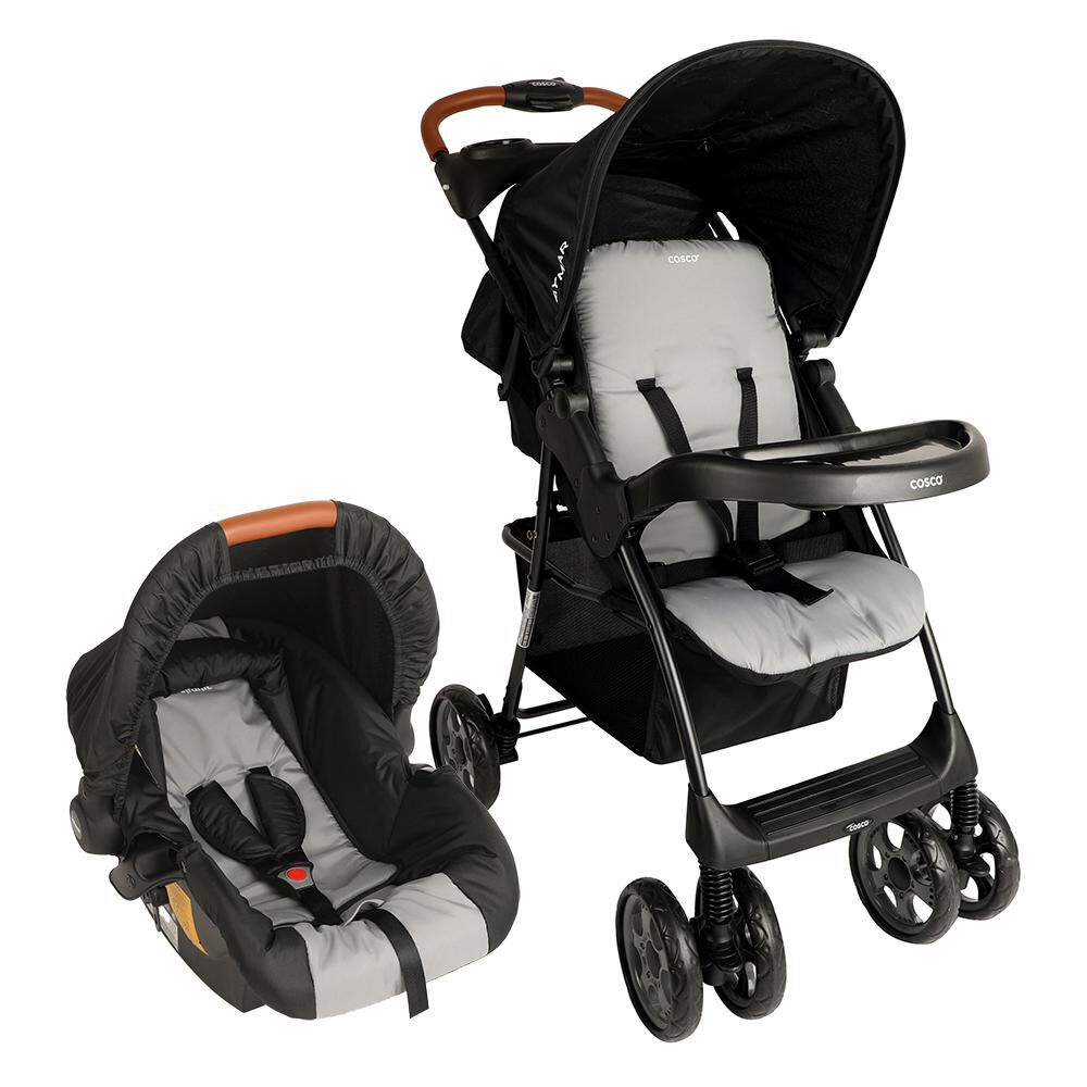 Coche Travel System Aymar Cosco image number 0.0