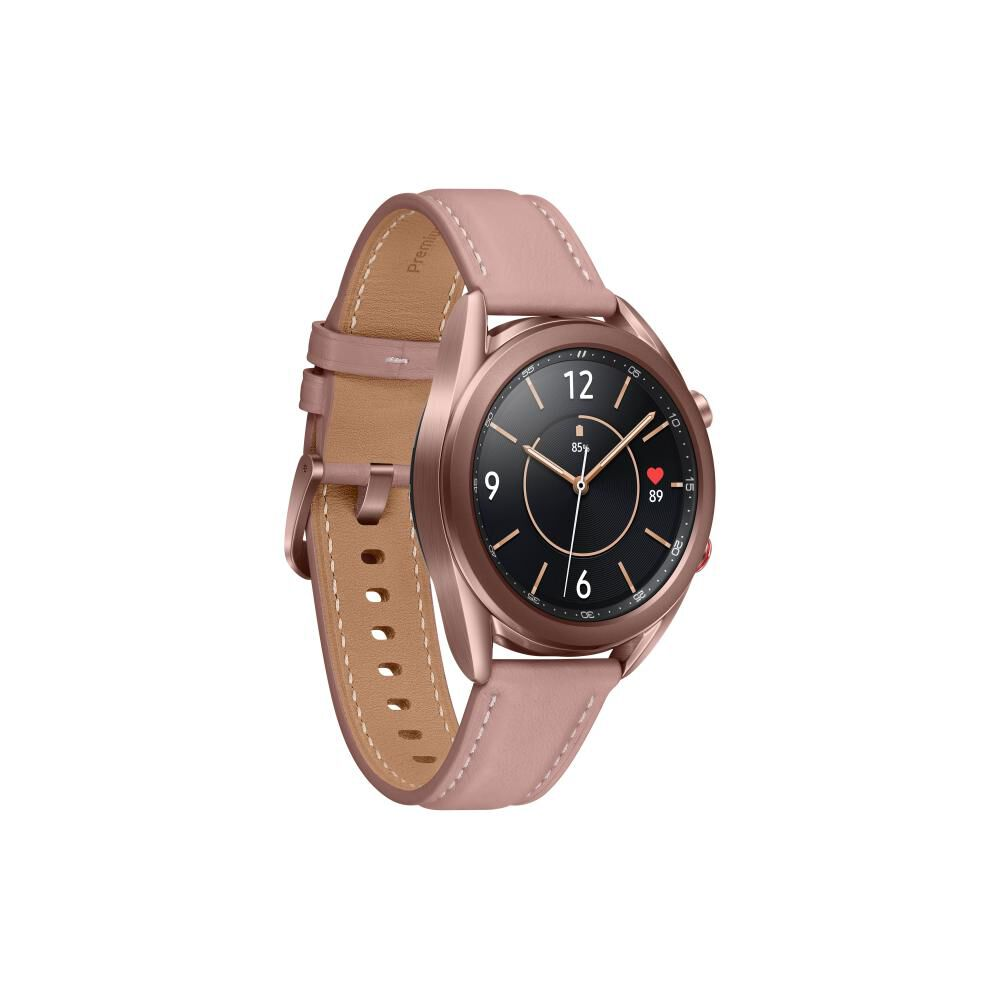 Smartwatch Samsung Galaxy Watch 3 41mm Lte / Rosado  / 8 Gb image number 3.0