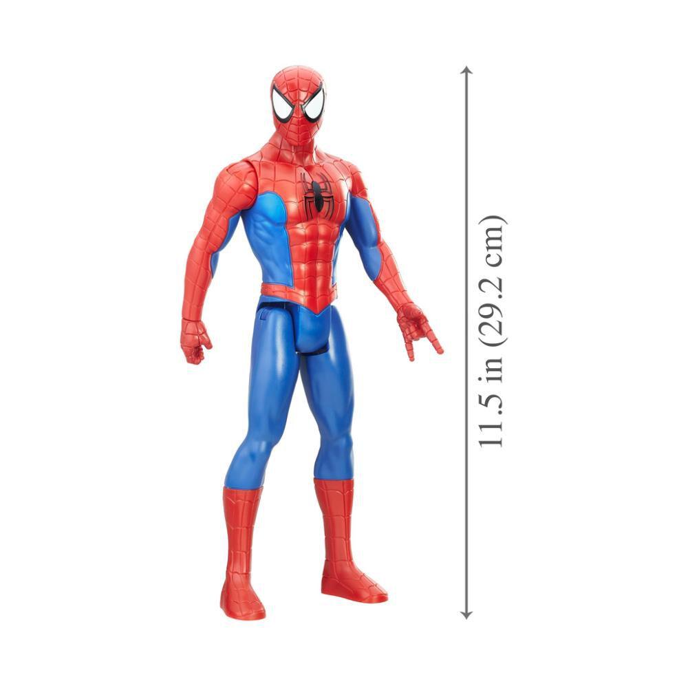 Figuras De Accion Spiderman E0649 image number 4.0