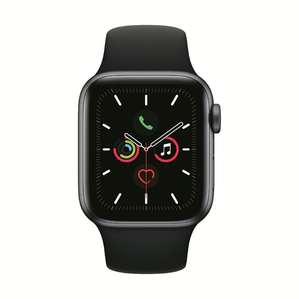 Applewatch Series 5 40mm / Negro / 32 Gb image number 1.0
