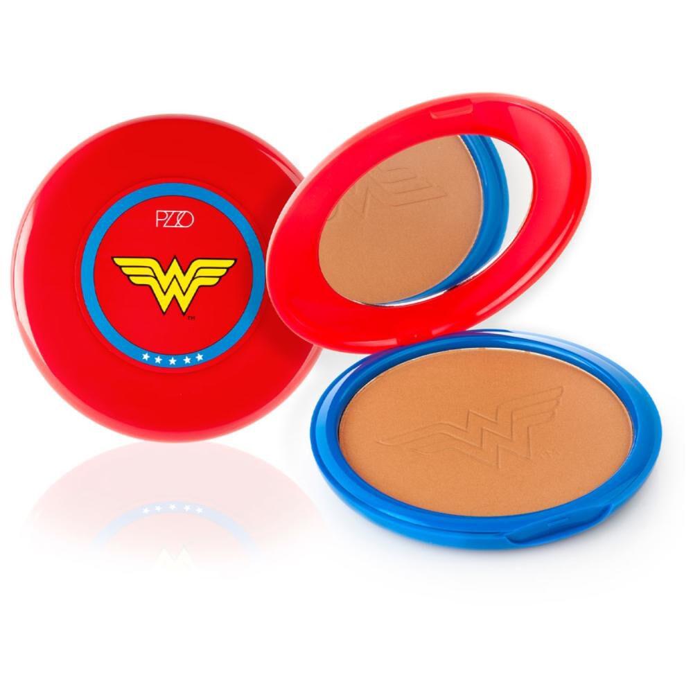 Polvo Bronceado Gold 30 Gr Wonder Woman image number 1.0