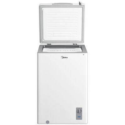 Freezer Midea Frío Directo, Freezer Horizontal Mfh-1000b131cn 99 Litros